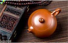 China totally handmade yixing zisha Purple clay zhuni xishi teapot 160cc ZB1