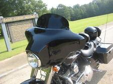"""Harley Davidson 8"""" dark tint windshield Street Glide/Electra Glide 1996-2013"""