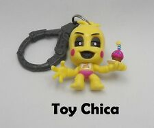 Five Nights At Freddy's TOY CHICA Collector's Figure Clip Hanger M6