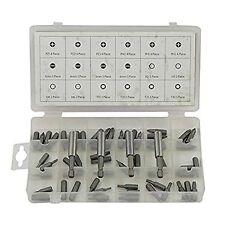 Rolson Screwdriver Bit Assortment 60 Pieces 61281 PZ1 PZ2 PZ3 Hex 2 3 4 6