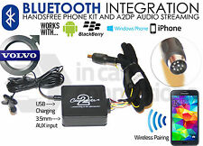 VOLVO streaming mains libres bluetooth appels ctavlbt001 Aux USB iPhone Sony Samsung
