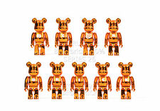 Medicom Toy Be@rbrick 100% SERIES 26 BASIC SET 9 PCS ALL LETTERS bearbrick