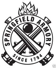SPRINGFIELD ARMORY SINCE 1794 STICKER / DECAL