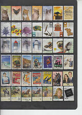 200 All Different RECENT ONLY AUSTRALIAN stamps 2010 to 2016 Used