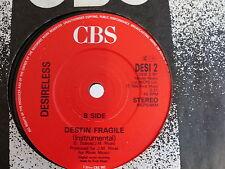 DESIRELESS Voyage voyage / destin fragile DESI2 UK