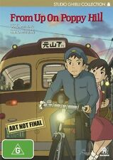 From up on Poppy Hill NEW R4 DVD