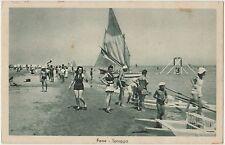 FANO - SPIAGGIA (PESARO) 1943