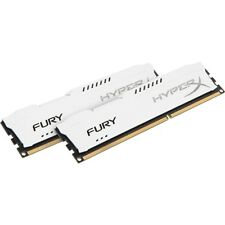 Kingston HyperX Fury Memory White - 8GB Kit (2x4GB) - DDR3 1866MHz
