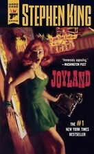 Joyland by Stephen King (2014, Hardcover, Prebound)