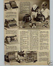 1963 PAPER AD Dr. Kildare Toy Doctor Kit Baby Doll Buggies