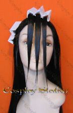 Bleach 6 Division Kuchiki Byakuya Commission Cosplay Wig_commission176