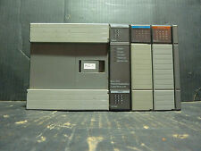 Allen Bradley 1747-L20C Processor, With 1746-IB16, 1746-OW16 Modules