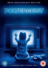Poltergeist - DvD - FSK 16 - Neu + in Folie 25TH Anniversary Deluxe Edition