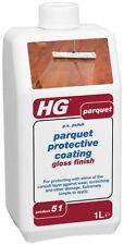 HG parquet revêtement de protection brillant - 1 litre-un sol plancher produit 51