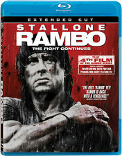 Rambo [Extended Cut] (2010, Blu-ray NIEUW) BLU-RAY/WS/Extended CUT