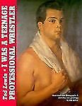 I Was a Teenage Professional Wrestler-ExLibrary