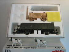 Märklin 58581 Spur 1 Güterwagen Kohlewagenset wie neu Originalverpackung