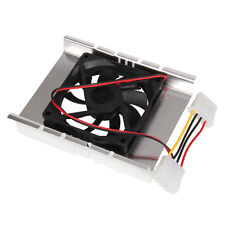 "3.5"" HDD/HD Hard Disk Drive Cooler Cooling Fan Heatsink  4 pin connector"