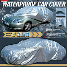 Maypole MP9333 Premium Large PU Coated Waterproof Full Car Cover with Vent  16ft