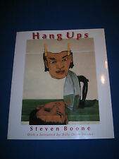 Hang Ups by Steven Boone SIGNED 2005 Paintings & Portraiture PB