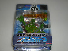 NEW  TRANSFORMERS FIGURE DESTRON SD 18  TAKARA LIMITED FOREST TYPE CHROME HORN
