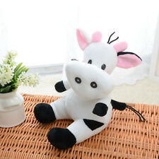 Soft stuffed Dairy cow Plush Toys Doll Baby Kids gifts Home car Decoration 20cm