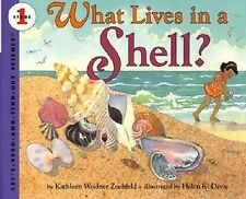 What Lives in a Shell? (Let's Read-and-Find-Out Science. Stage 1)