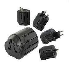 New Universal Travel Power AC Plug Adapter CONVERTER