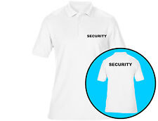 Security Mens Polo Shirt Workwear (6 Colours)