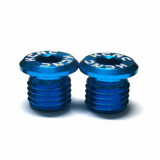 gobike88 KCNC Pivot Bolts, 10mm for Fork Brake Bolt Holes, Blue, E46