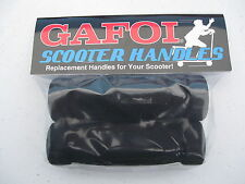 New GAFOI Grips for Razor Scooters-(Black)
