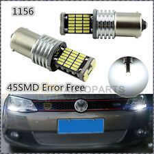 HID White 45-4014-SMD LED CANbus Bulb for Volkswagen MK6 Jetta Daytime DRL Light