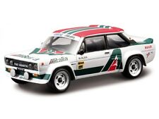 BURAGO 38017 FIAT 131 ABARTH 'ALITALIA' DIECAST RALLY CAR NEW 1:43