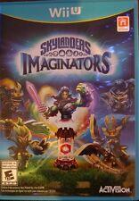 Skylanders Imaginators WiiU Video Game Only! (Nintendo Wii U, 2016)