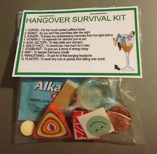 Hangover Survival Kit - Perfect Hen Night Gift Stag Night Gift Or Birthday Gift