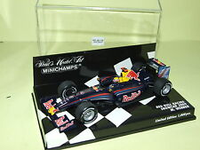 RED BULL RACING 2009 M. WEBBER  2009 MINICHAMPS