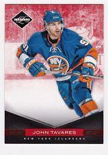 2011-12 NHL Panini Limited Ruby Spotlight Parallel #78 John Tavares SP #27/49