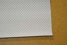 1963 63 1964 64 1965 65 FORD FALCON STATION WAGON WHITE PERFORATED HEADLINER USA