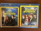 Escape to & Return from Witch Mountain BLU RAY ***BRAND NEW*** Disney Movie Club