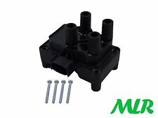 Ford Zetec Coil Pack 1.4 1.6 1.8 2.0 Black Top 1997 onwards Push on Type AYI