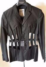 """veste """"cage """" Jean Paul Gaultier taille 40 noire neuve reedition"""