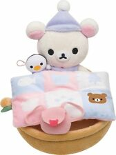 New! Korilakkuma Delivering Gloves Plush Doll Stuffed set San-X Japan Rilakkuma