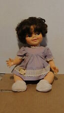 "1968 IDEAL ""BABY GIGGLES""  - BABY DOLL - NEEDS REPAIR"