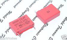 5pcs-WIMA MKP-X2 0.47uF (0,47µF) 275V ac 10% 22.5mm Capacitor MKX21W34705F00KSSD