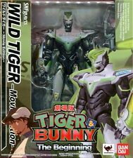BANDAI S.H.FIGUARTS TIGER & BUNNY THE BEGINNING WILD TIGER MOVIE EDITION