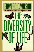 The Diversity of Life (Questions of Science)-ExLibrary