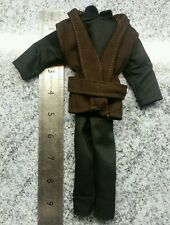 Star Wars Jedi  Luke Skywalker's Vest and outfit  1/6 scale for 12 inch figure