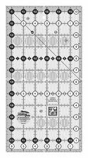 """Creative Grids 6 1/2"""" x 12 1/2"""" Rectangle Sewing and Quilting Ruler"""
