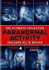 Paranormal Activity - The Ultimate Collection Movies 1-5