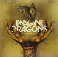 Smoke + Mirrors [Super Deluxe 2LP] - Imagine Dragons (2 Clear Vinyl 8 Bonus Trx)